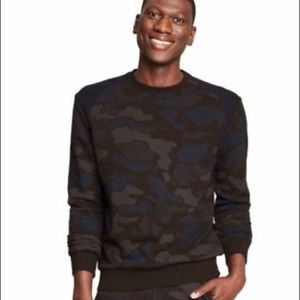 3.1 Phillip Lim for Target Men's Camo Sweatshirt